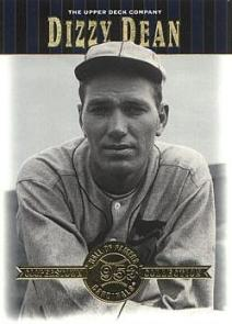 """It ain't braggin' if you can do it."" Dizzy Dean"